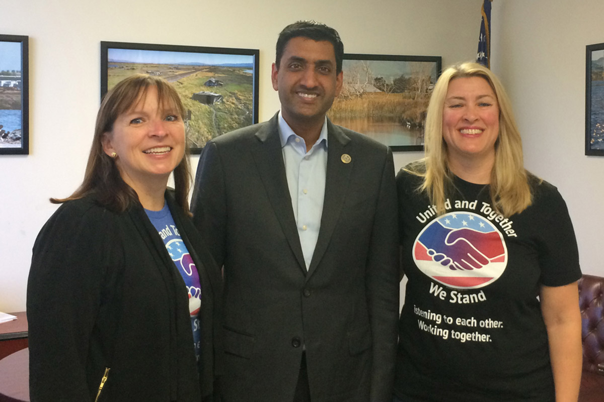 Meeting With Congressman Ro Khanna