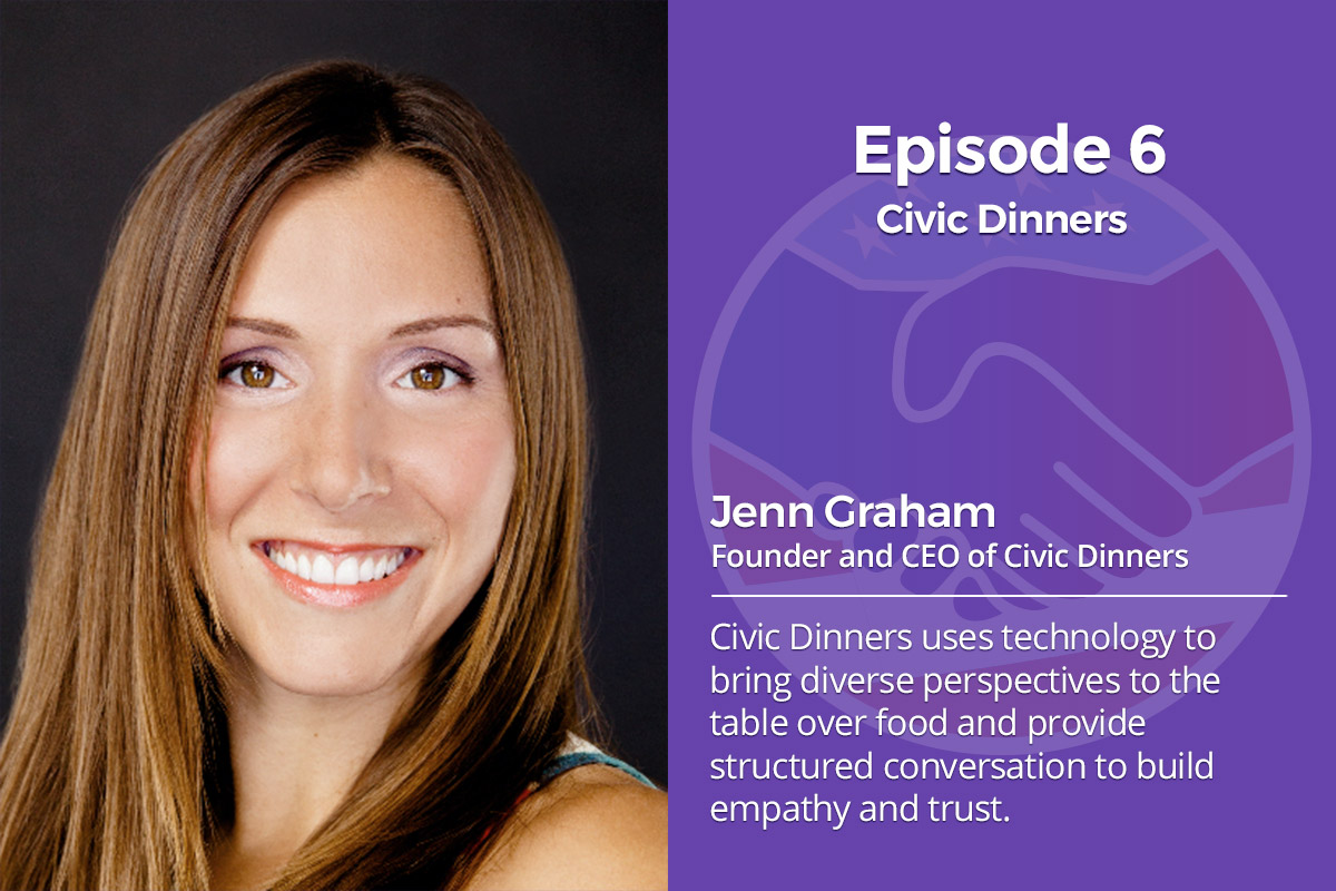 006: Civic Dinners – Jenn Graham